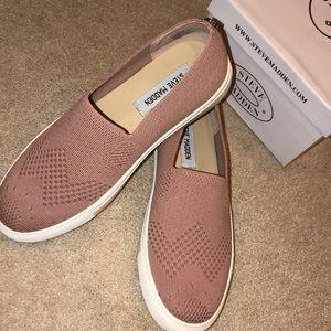 Blush Slip-on Sandals